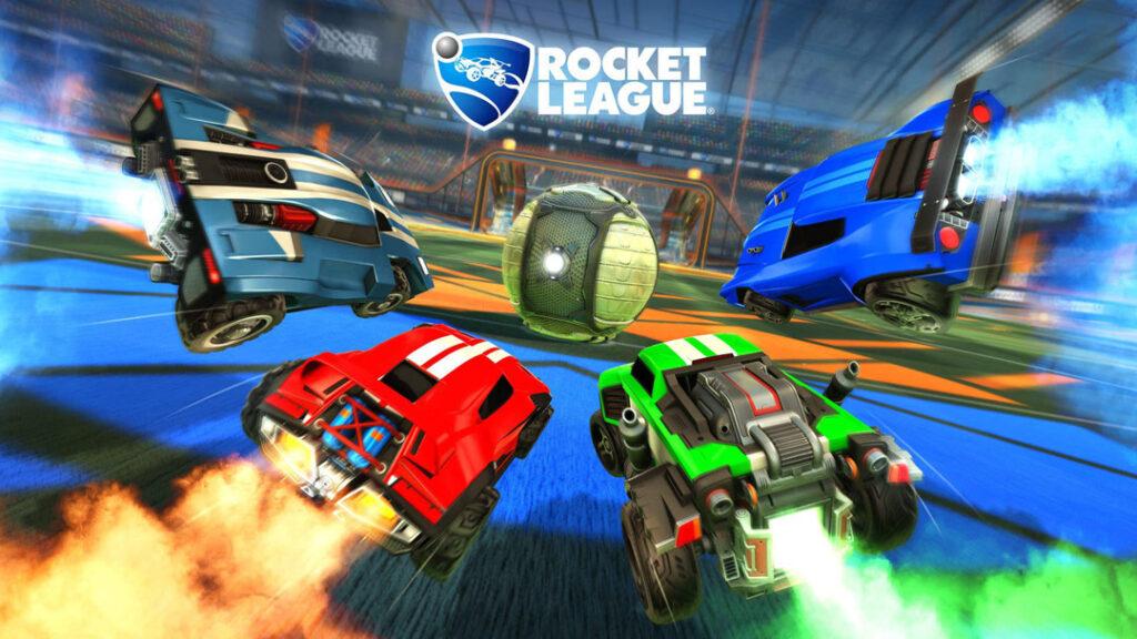 Rocket League Cover Picture