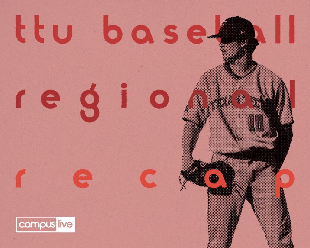 TTU baseball graphic